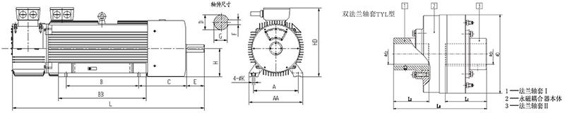 5,解决了辅电机不能带动空预器满负荷正常运行的问题,即:改造后